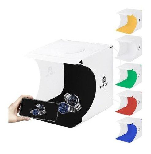 Caja De Luz Para Fotografías Puluz 20cm