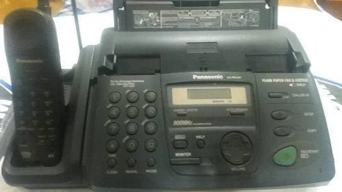 Fax Panasonic Modelo Modelos Kx Fpc95 Y Kx Fpc161