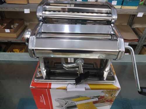 Maquina Para Hacer Pasta Acero Inoxidable 18 Cm