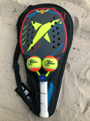 Raqueta Beach Tennis Drop Shot Evoe