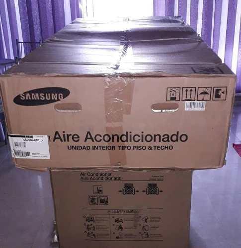 Aire Acondicionado De 5 Toneladas Samsung Nuevo En Caja