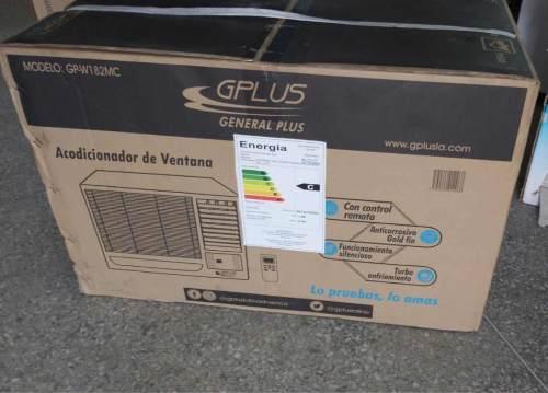 Aire Acondicionado De Ventana Gplus  Btu