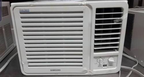 Aire Acondicionado Samsung De Ventana 110v Nuevo  Btu