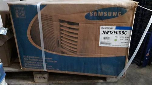 Aire Acondicionado Samsung De Ventana  Btu