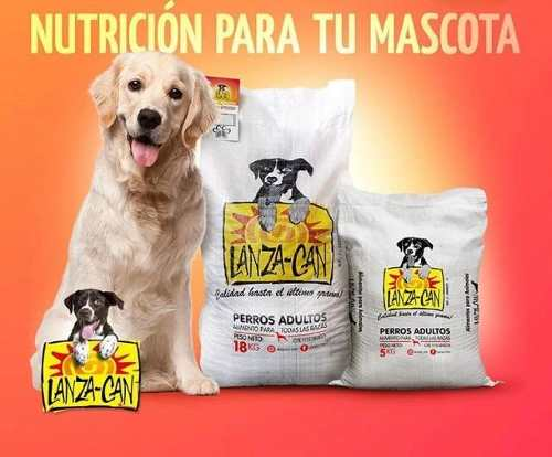 Alimento Para Perros Perrarina Lanza Can
