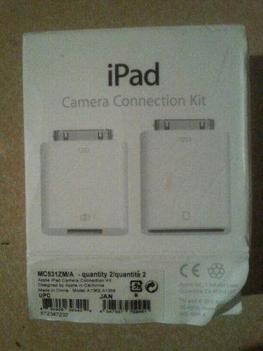 Kit De Coneccion De Camara Para iPad