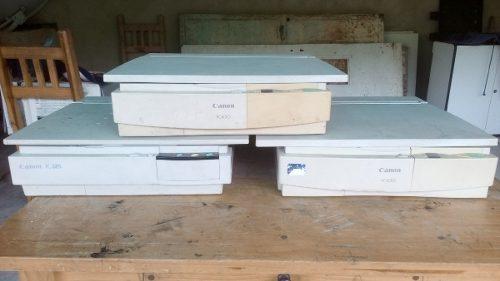 Lote De 3 Fotocopiadoras