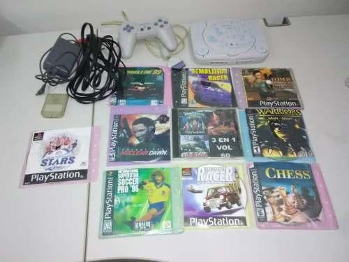 Play Station 1 Marca Sony