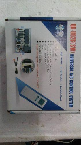 Tarjeta Universal Para Aire Acondicionado Qd-u02b Mini Split