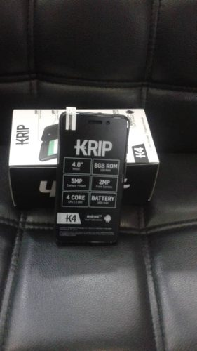 Telefono Android Dual Sim Krip K4