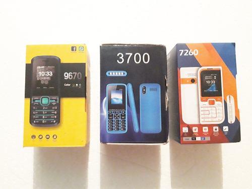 Telefonos Celular Nokia Doble Sim 1 Mes De Garantia