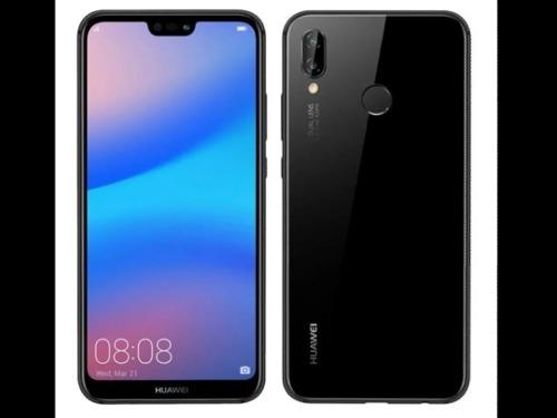 Teléfono Hauwei P20 Lite Negro Nuevo 32gb Factura