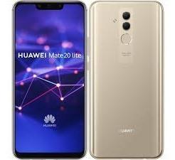 Teléfono Huawei Mate 20 Lite 64 Gb+4gb Dual Sim (tienda)