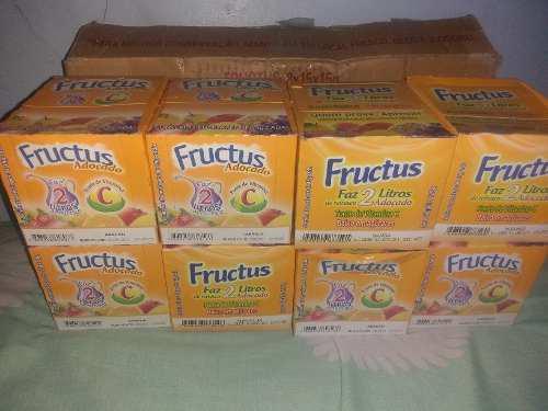 Bebida Instantánea Fructus Caja 15 Sobres