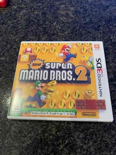 Juego Nintendo 3ds Súper Mario Bros 2
