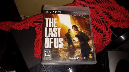 Juego Original Playstation 3 The Last Of Us