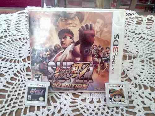 Juegos De Nintendo 3ds Originales
