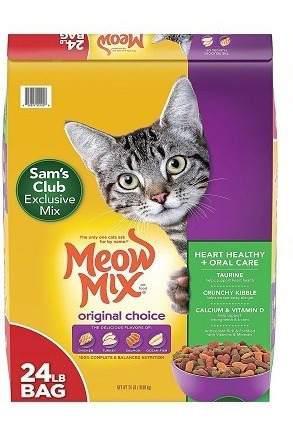Meon Mix (alimento Para Gatos) 10.88 Kg