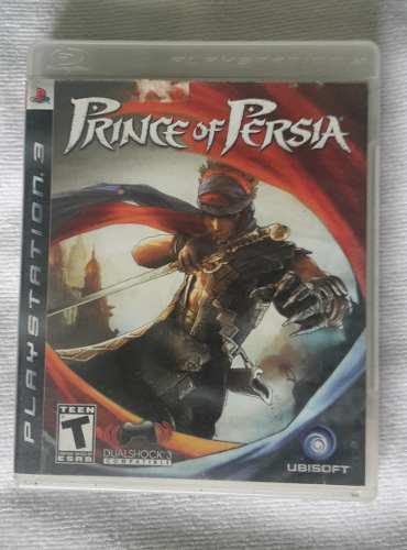 Prince Of Persia Para Playstation 3 Ps3