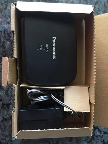 Amplificador De Sistema Telefonico Inalambrico Panasonic