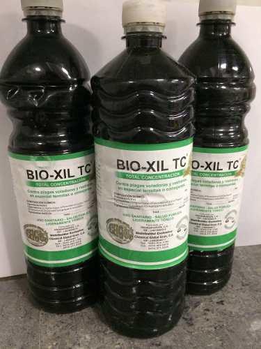 Bioxil Proteja La Madera De Termitas (concentrado) 25litros