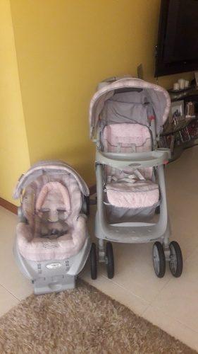 Coche De Bebé + Porta Bebé Graco