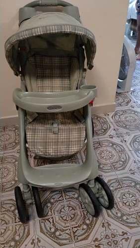 Coche Graco Para Bebé Usado Buen Estado
