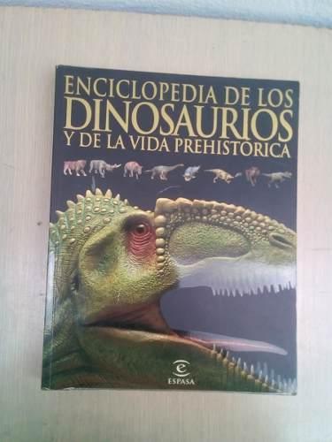 Enciclopedia De Los Dinosaurios Y De La Vida Prehistorica