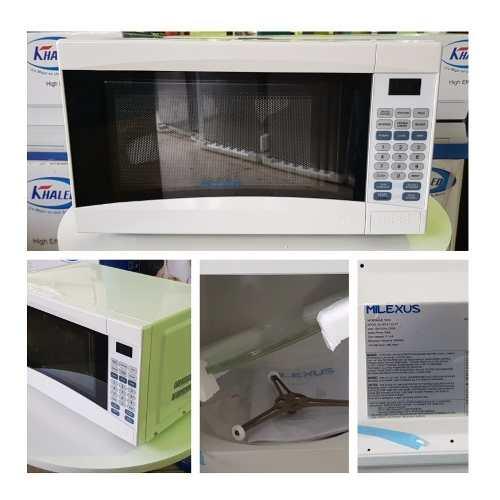 Horno De Microondas Millexus 20 Litros 0.7 Cuft Color Blanco
