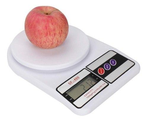 Peso Balanza Gramera Digital De Cocina 7 Kilos !oferta! 10d