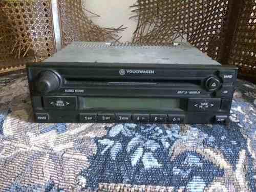 Radio Reproductor Original Volkswagen Bora