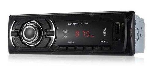 Reproductor De Carro Bluetooth Usb Aux Sd 30v