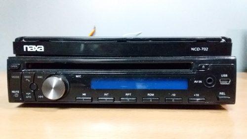 Reproductores Carro Naxa Radio/cd/mp3/sd/usb Con Fallas