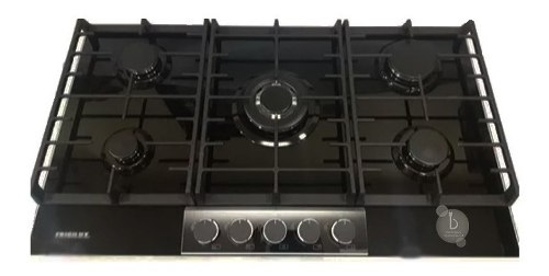 Tope De Cocina A Gas De 90 Cm Vitroceramica Frigilux