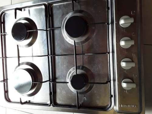Tope De Cocina A Gas Frigilux 4 Hornillas