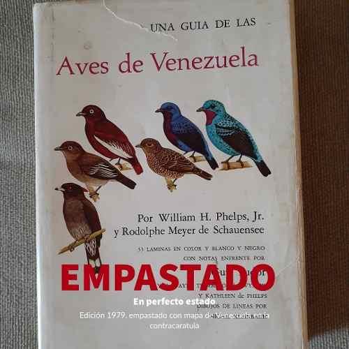 Una Guía De Las Aves De Venezuela