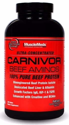 Vaso Mezclador Proteína Carnivor