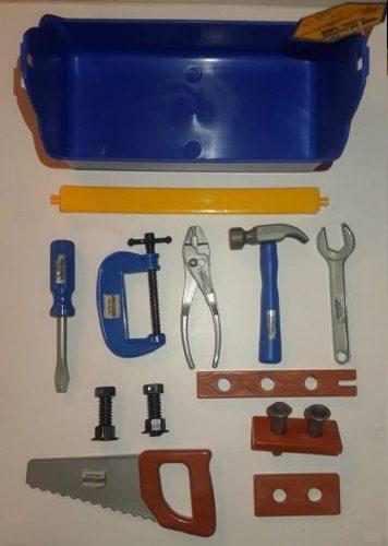 Caja De Herramientas De Juguete Para Niños Constructor 15
