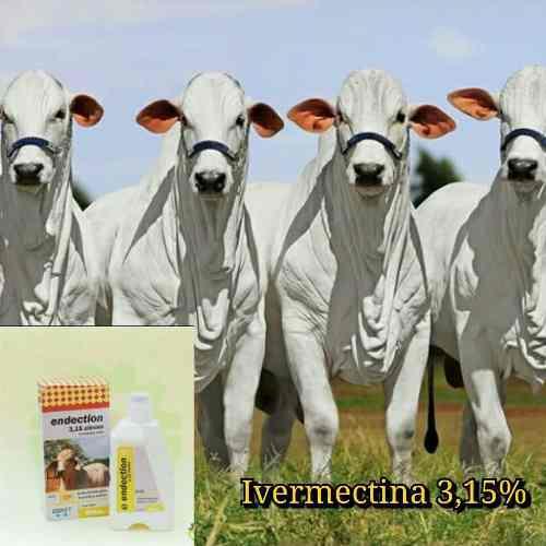 Ivermectina Endection Al 3.15 % De 500ml