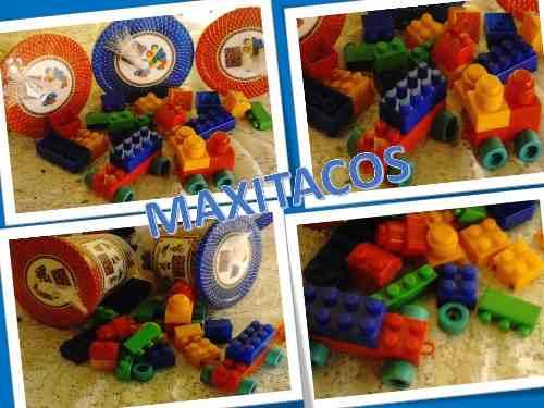 Juego De Legos Para Niños Maxi Tacos