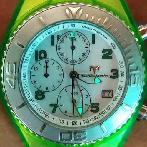 Reloj Technomarine Sport De 40mm Original