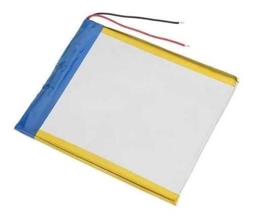 Bateria Pila Para Tablet 7 China 3,7v 3000mah