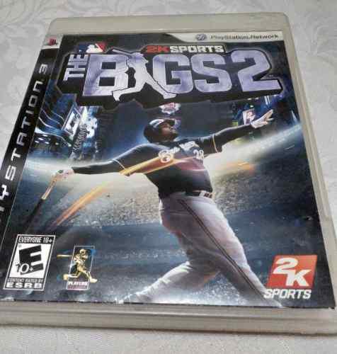 Juego Fisico Beisbol The Bigs 2 Para Ps3 Reputacion