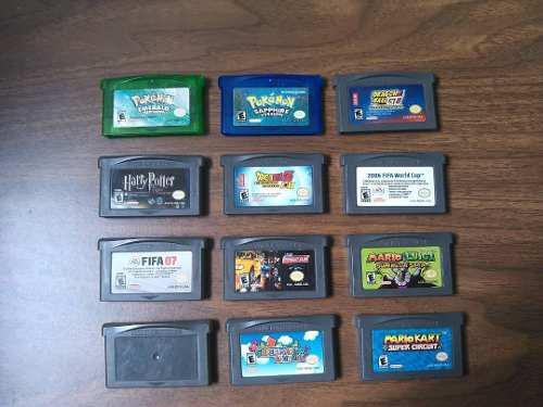 Juegos De Gameboy Advance (originales)