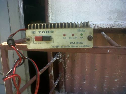 Lineal Para Radio Portatil