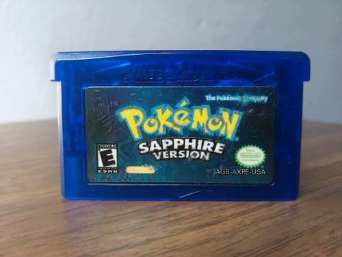 Oferta: Pokémon Sapphire (zafiro)