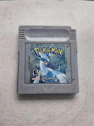 Pokemon Silver Version Game Boy Color
