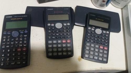 A La Venta Calculadora Científica Marca Casio