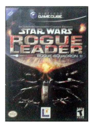 Juego Nintendo Star Wars Rogue Leader Gamecube Oferta