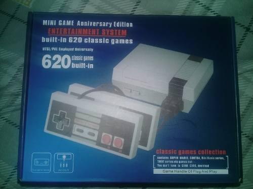 Mini Nintendo Nes Clásico